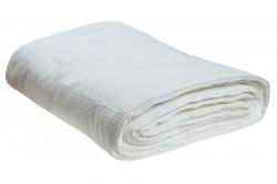 Вафельное полотно отбеленное в рулонах в СПб недорого